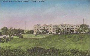 Iowa Sioux City Heelan Hall Briar Cliff College Albertype