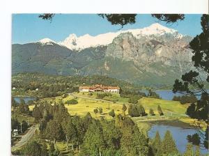 Postal 022991 : Hotel Liao Liao, Capilla y Cerro Lopez, Bariloche, Argentina