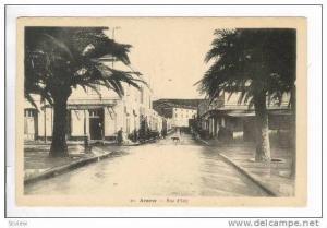 Arzew (Arabic: أ ر ز ي و ), Algeria, Rue d'Isly, 192...