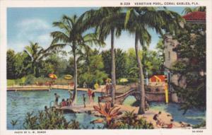 Florida Miami Coral Gables Venetian Pool Curteich