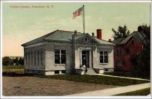 Library, Frankfort NY