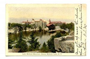NY - Catskills. Lake Mohonk Mountain House