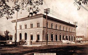 Colo. Denver, United States Mint, Joslin Dry Goods Company