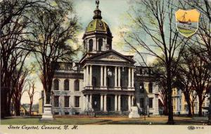 NewHampshire  Concord, State Capitol