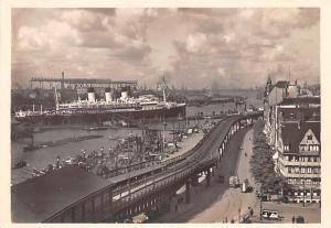 Hamburg France Hafen und Vorsetzen Hamburg Hafen und Vorsetzen