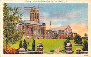 Colgate Rochester, New York