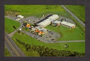 NB Howard Johnson's Motor Lodge Moncton New Brunswick Postcard Carte P ostale