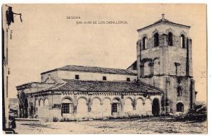Segovia, San Juan De Los Caballeros