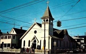 Maryland Ocean City St Mary's Star-Of-The-Sea Roman Catholic Church and ...