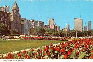Grant Park Rose Garden -