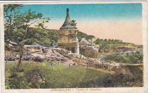 Tomb Of Absalon, Jerusalem, Israel, 1900-1910s