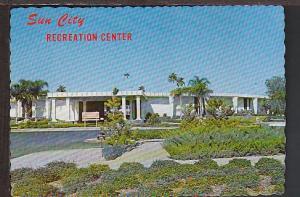 Lake View Center Sun City AZ Postcard BIN