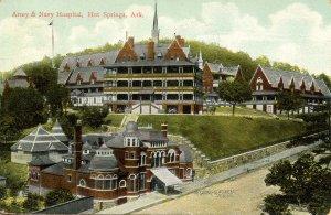 AR - Hot Springs. Army & Navy Hospital