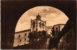 CPA Evora- Torre do Convento dos Loyos, PORTUGAL (760813)