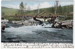 North Newry, Me, Bear River