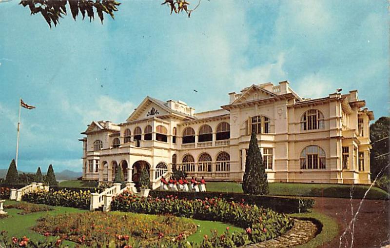 Suva Fiji Government House Suva Government House