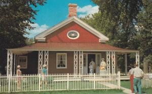 The Doctor's House,  Upper Canada Village near Morrisburg,  Ontario,  Canada,...