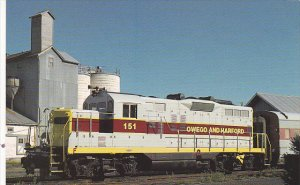 Owego and Harford Railway GMD GP-9 Locomotive #151