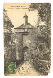 Entree Du Chateau (Le Guichet), Chateaurenault, Indre et Loire, France, 1900-...