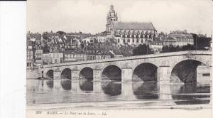 BLOIS, Loir et Cher, France; Le Pont sur la Loire, 00-10s