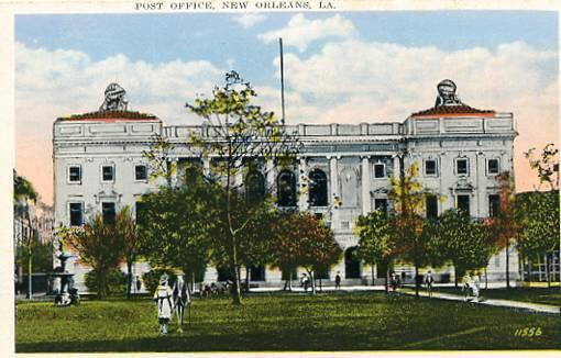 LA - New Orleans, Post Office