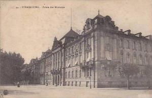 Palais Des Ministres, Strasbourg (Bas Rhin), France, 1900-1910s