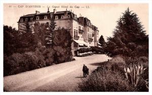 19828  Cap D'Antibes  Le Grand Hotel du Cap