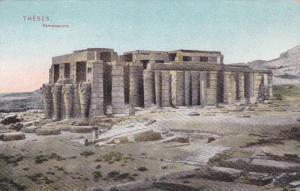 Ramesseums, Thebes, Greece, 1900-1910s
