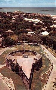 Historic Fort Fincastle Built in 1789 Nassau, Bahamas Virgin Islands Unused