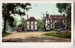 Mt Pleasant, Benedict Arnold's Mansion in Fairmount Park, Philadelphia PA
