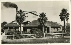 australia, MAFFRA, Victoria, Co-Operative Milk Products Ltd. (1950s) RPPC