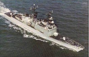 USS BRISCOE DD-977