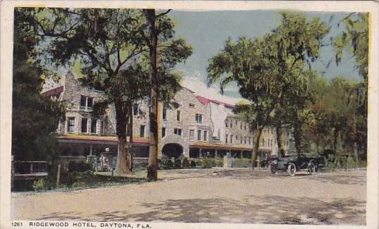 Florida Daytona Beach Ridgewood Hotel