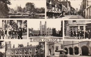 England Eton College High Street Cannon Yard Rowlands & More Photo