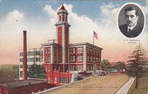 Home Of Successful Farming Publishing Company Des Moines Iowa