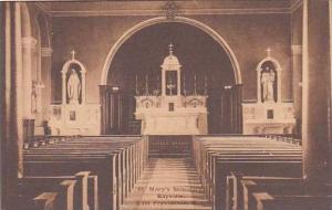 Rhode Island East Providence Saint Marys Seminary Bayview Albertype