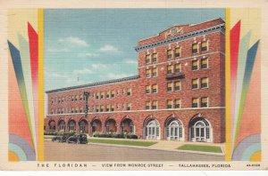 TALLAHASSEE , Florida , 1930-40s ; The Floridan