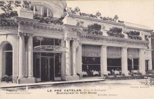 Exterior, Le Pre Catelan (Bois De Boulogne), Restaurant Et Grill Room, Paris,...