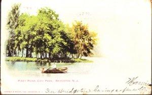 Bridgeton NJ - PINEY POINT in CITY PARK, 1900s