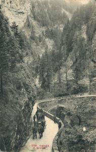 Switzerland Viamala Brucke 01.94