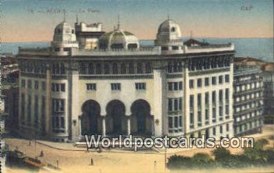Alger Algeria, Africa, La Poste  La Poste