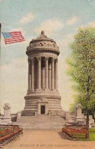 New York City Soldiers and Sailors Monument