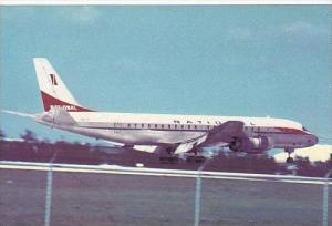 NATIONAL AIRLINES DOUGLAS DC-8