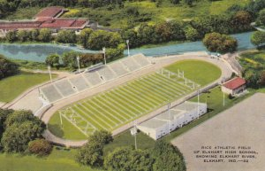 Indiana Elkhart Rice Stadium Elkhart High School sk3257