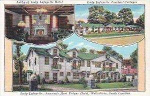 South Carolina Walterboro Lady Lafayette Americas Most Unique Hotel