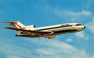 United Airlines - Boeing 727   (Aviation)