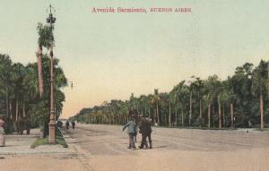 BUENOS AIRES , Argentina , 00-10s ; Avenida Sarmiento