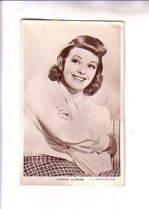 Real Photo, Virginia Gilmore, 20th Century Actress, Picturegoer Series W 84