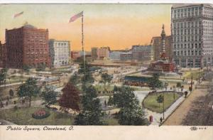 Ohio Cleveland Public Square