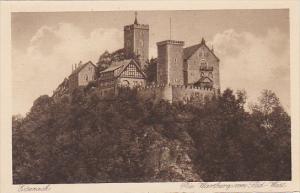 Germany Eisenach Wartburg von Sued-West